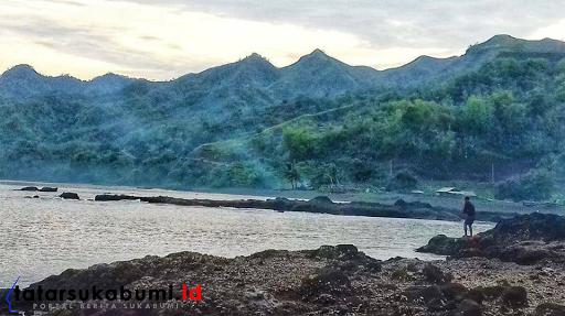 Sedong Parat dan Karang Daimin Spot Wisata Bagi Pecinta Joran dan Wisata Bahari di Palabuhanratu - Geopark Ciletuh