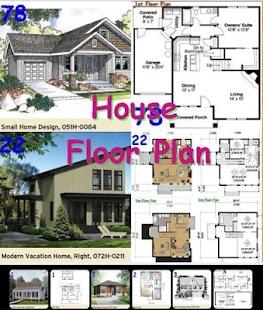 house floor plan screenshot thumbnail