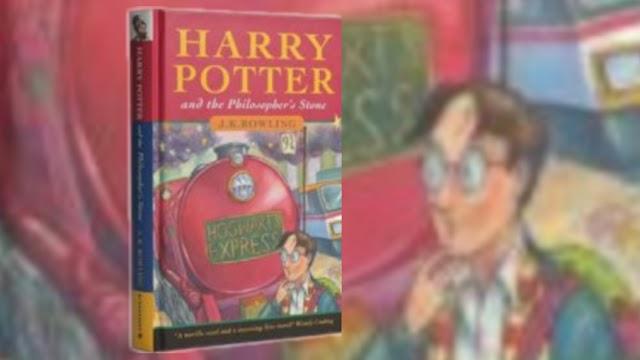 Edição rara de livro do Harry Potter é vendida por R$ 566 mil em leilão no Reino Unido