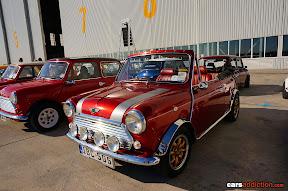 Old Mini Convertible