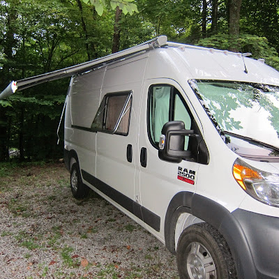 Fiamma Awnings For Promaster Ram Promaster Forum