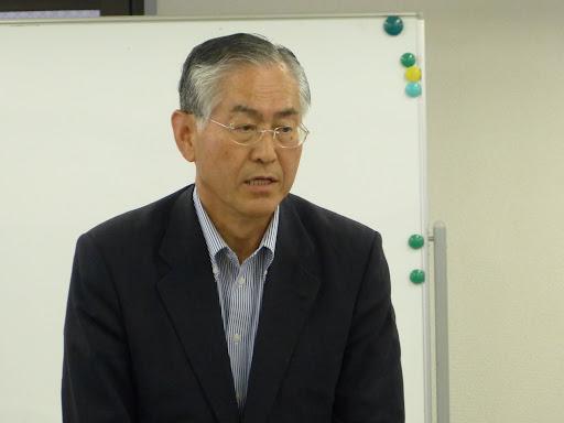 大沢幸一幹事(総合担当)