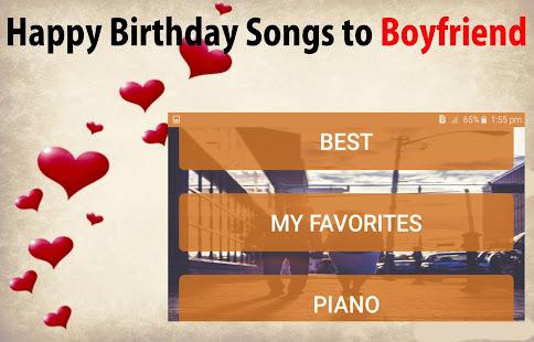 grattis sång text Grattis på födelsedagen sånger till pojkvän – Appar på Google Play grattis sång text