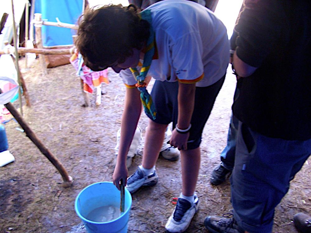 Campaments amb Lola Anglada 2005 - CIMG0388.JPG