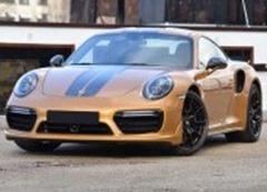 141 Porsche 991 turbo S