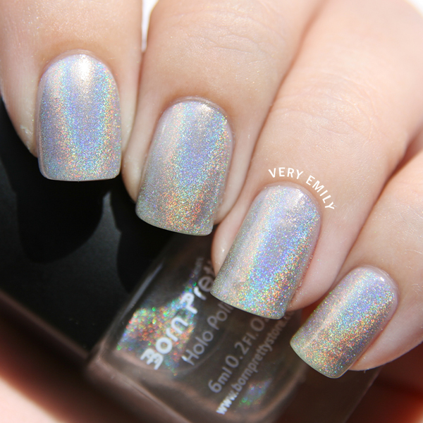 Trendy And Best Holographic Nail Polish 2018