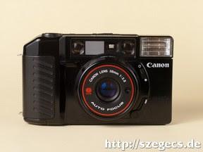 Canon objektív