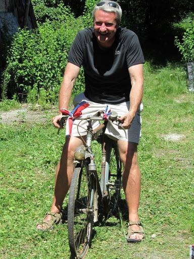 Vélo dernier cri !!!