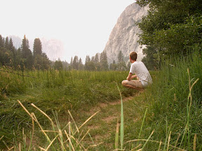 Serenity in Yosemite Valley