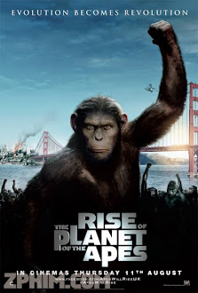 Sự Nổi Dậy Của Loài Khỉ - Rise of the Planet of the Apes (2011) Poster
