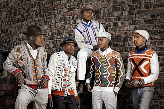 Maxhosa by Laduma Ngxokolo [men's fashion]