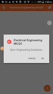 Electrical Engineering MCQS screenshot 3