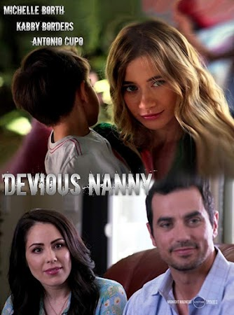 Poster Of Devious Nanny 2018 In Hindi Bluray 720P Free Download
