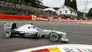 Nico Rosberg, Mercedes W04, La Source hairpin