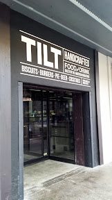 Tilt Restaurant, Pearl District location in Portland