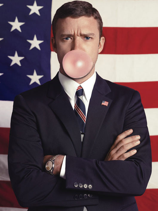 Justin Timberlake by Michael Thompson for W magazine, October 2011.  Styled by Edward Enninful | www.wmagazine.com