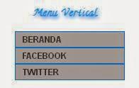 cara membuat menu vertical