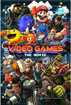 Vídeo Games: O Filme (2014) 720p HD Dublado – Download Torrent