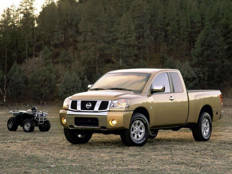 Nissan Titan King Cab Bed Size Width