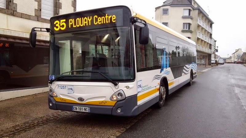 CTM - Compagnie de Transports du Morbihan 71257