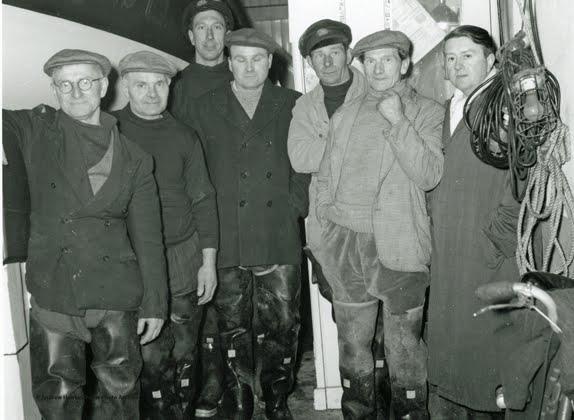 Crew of Thomas Kirk Wright