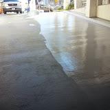 La Jolla Presbyterian Deck Waterproofing - 20131127_140248