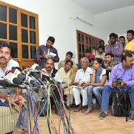 Pawan Kalyan Sardaar Audio Function Press Meet Photos