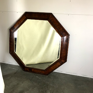 Theodore Alexander Octagonal Hanging Mirror