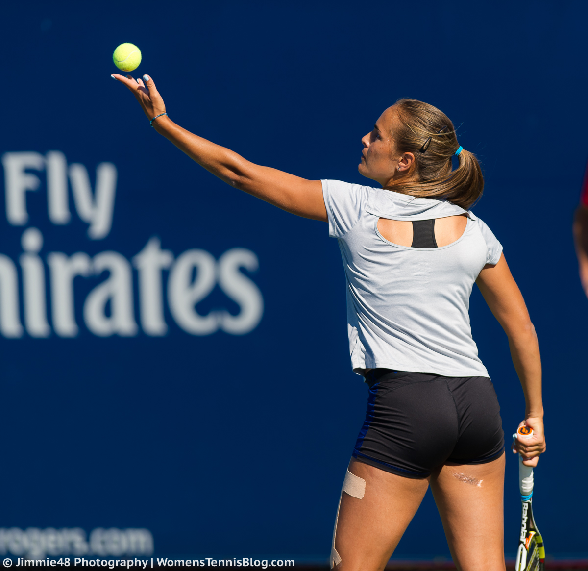 Wta-Style Hockey Fun In Toronto  Gallery - Womens Tennis -7862