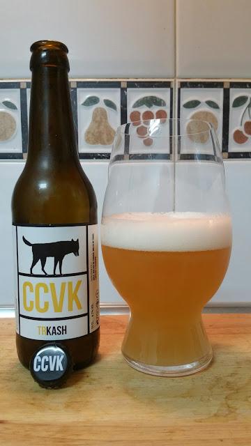 cerveza CCVK TRKASH beer cervezame en los labios
