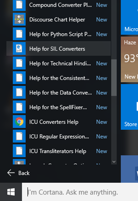 sil converter help