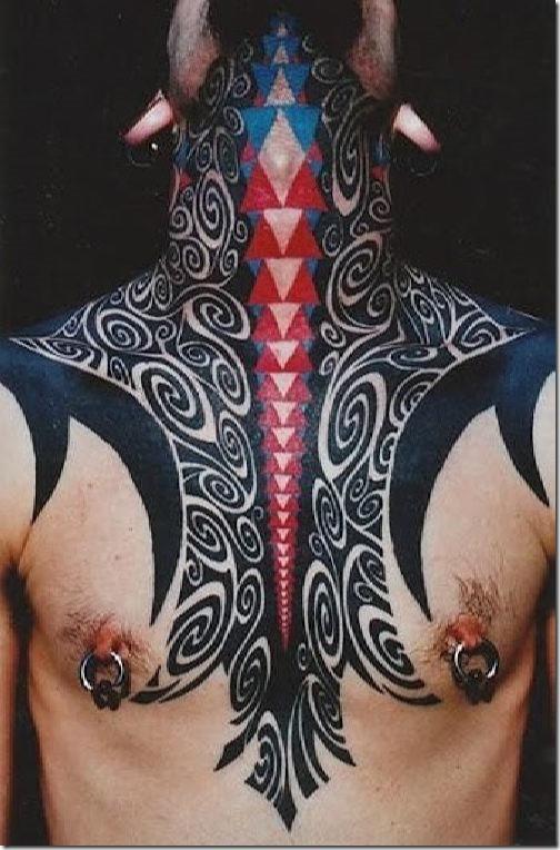 Los 50 Mas Bellos Y Atractivos De Cuello Tatuajes Tatuajes247