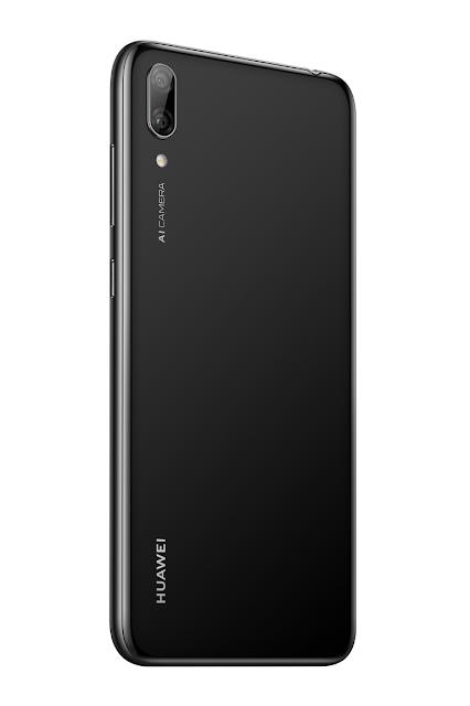 HUAWEI Y7 Pro 2019ยกเครื่องใหม่เอี่ยม! กล้องหลังคู่AIแบตสุดอึด หน้าจอไร้ขอบแบบหยดน้ำ สเปคแรงในราคาที่คุณคาดไม่ถึง!
