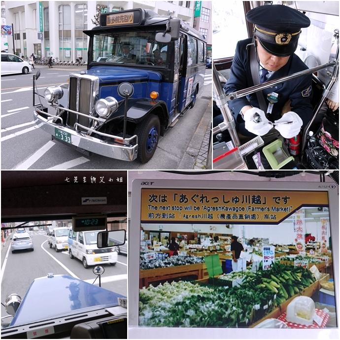 23 西武鐵道特急 川越一日遊 行程推薦
