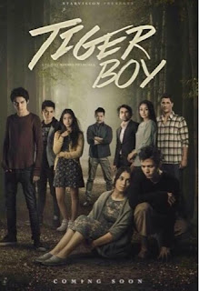 sinopsis jalan cerita film tiger boy, stefan william