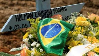 Com 1.641 mortes em 24 horas, Brasil tem pior dia da pandemia
