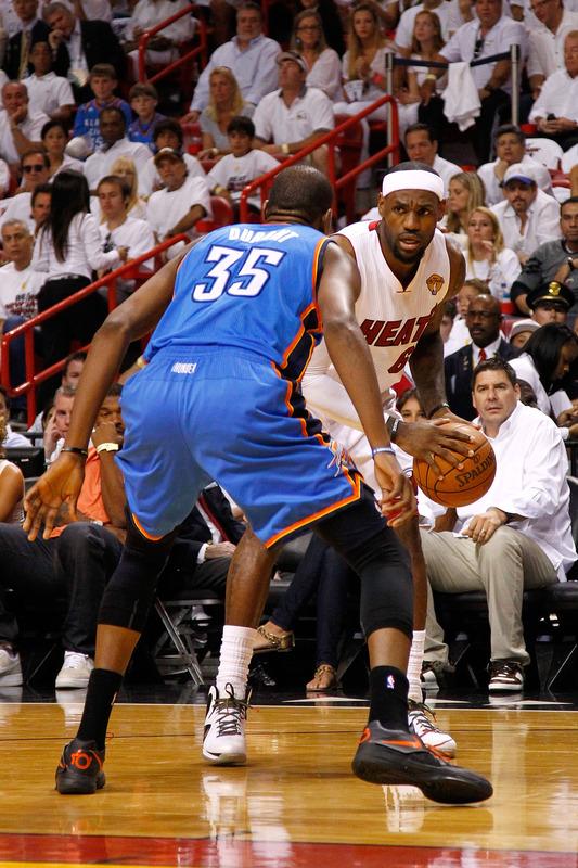 Nba Finals Okc Vs Miami Game 1 | Basketball Scores