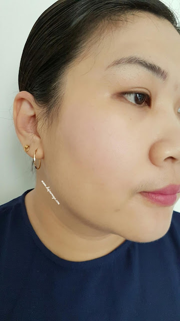 Lovely Up Pang Pang Cheek by Beyond Cosmetics