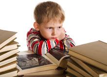 Варто замислитися: 6 причин, чому діти не люблять читати