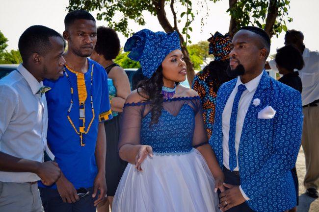 Traditional Shweshwe Dresses For Wedding 2019 2