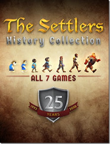 Settlers history collection