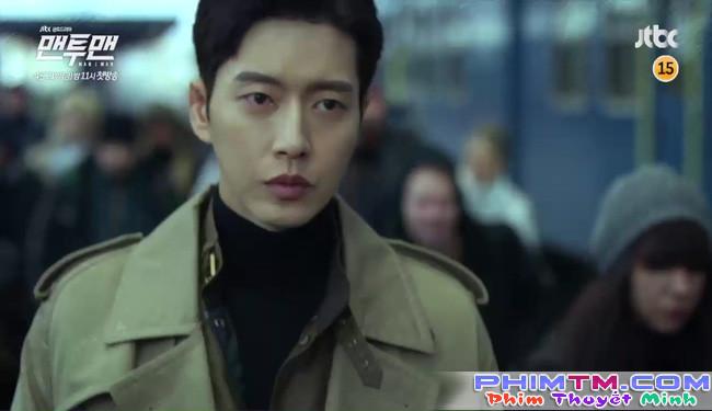 Bị kẻ thù bao vây, tra tấn, Park Hae Jin vẫn bình tĩnh khoe mặt đẹp - Ảnh 7.