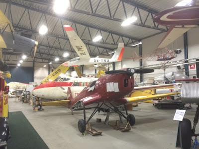 Arlanda Flygsamlingar Flygmuseum