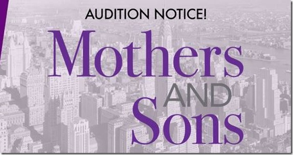audition mother2