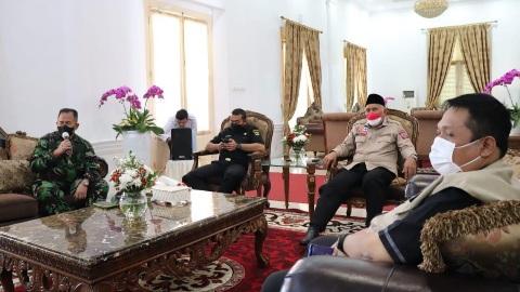 Lanud St. Sjahrir Padang Tawarkan Aset untuk Fasilitas Tangguh Bencana