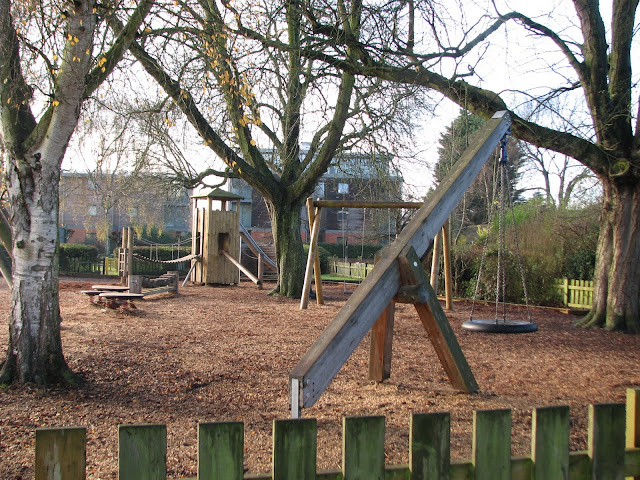 playground, Henley-on-Thames