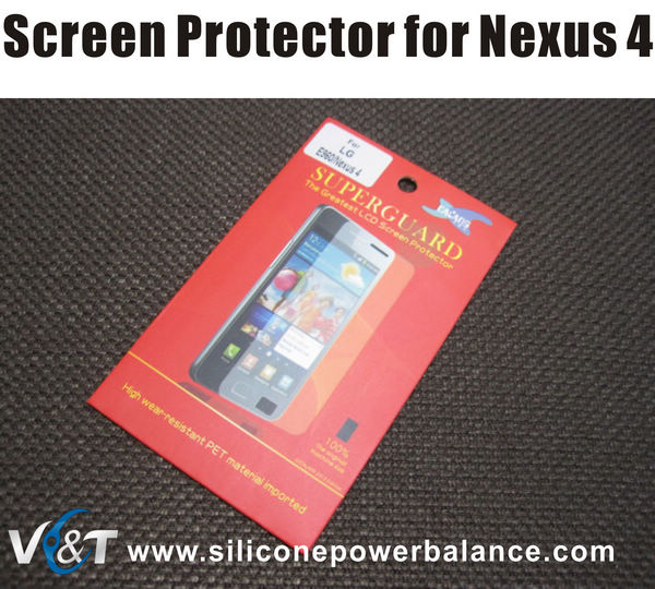 screen protector for lg e960 nexus 4 buy screen protector for google nexus 4