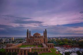 Grand Jamia Masjid - Bahria Town