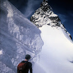 2848 Paul Crowsley ans Crast Aguzza-Bernina Alps 2000.JPG