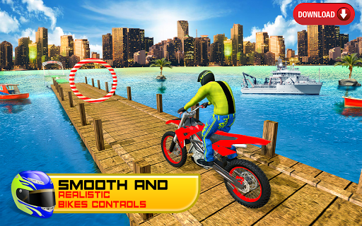 Bike Stunt Racing 3D - Free Games 2020 1.1 screenshots 4